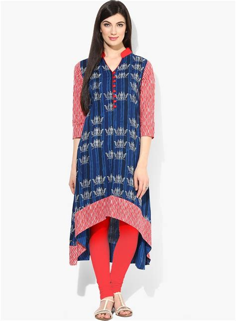 Boat Neck Umbrella Kurti by 16 Top Selling Kurtis Below Rs 500 You Can T