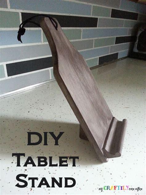 diy tabletphone stand tablet stand  diy  crafts