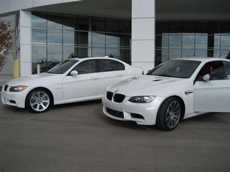 Bmw Mineral White by Bmw M3 Alpine White Vs Mineral White