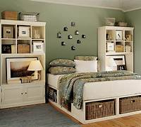 storage with baskets Under Bed Storage Ideas in Room to Save More Space