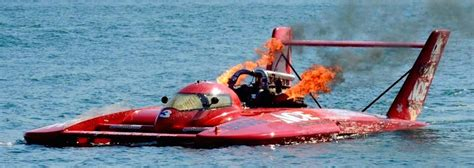 Unlimited Hydro Boats by A Turbo Allison V12 Unlimited Hydroplane