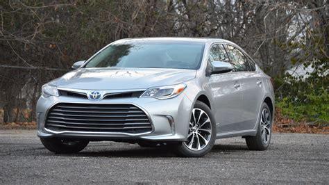 Avalon Hybrid Review 2016 by Tested 2016 Toyota Avalon Hybrid