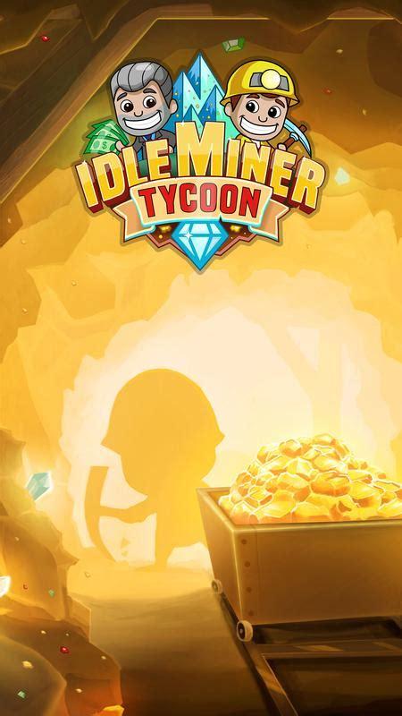 idle miner tycoon apk   simulation game