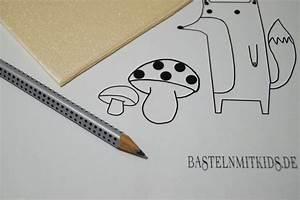 Stempel Selber Gestalten : stempel selbst gestalten bastelnmitkids ~ Eleganceandgraceweddings.com Haus und Dekorationen