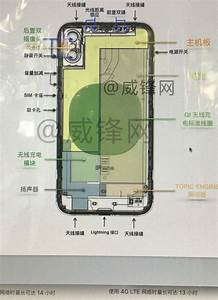 Alleged Iphone 8 Diagram Shows Four Miniature Cameras  Possibly For Ar And Security Purposes