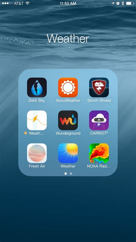 best weather app for iphone best weather apps for iphone imore