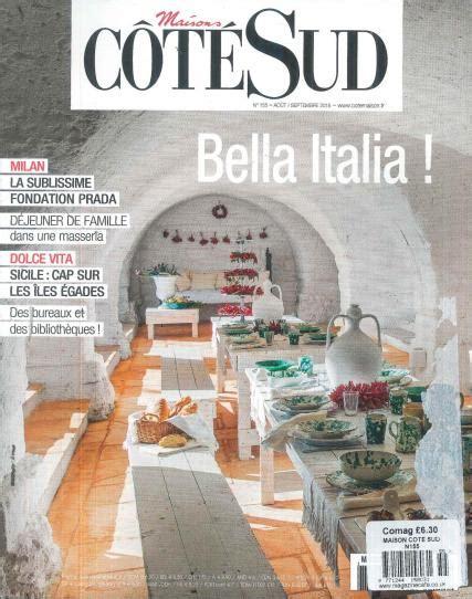 Maison Cote Sud Magazine Subscription