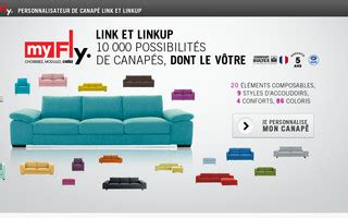 Canap Link Fly Vos Avis Sur Canape Personnalisable Link Fly Fr