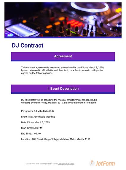 Birthday Party Invitation TemplateTemplates JotForm