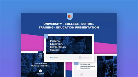 education powerpoint  templates  great school