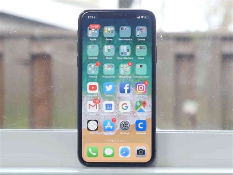 apple announces iphone x display module replacement program for touch issues phonedog