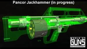 Pancor Jackhammer  In Progress