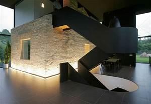 Une Maison De Famille Moderne En Lituanie