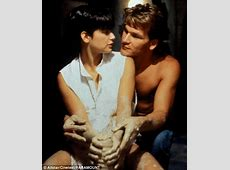 PATRICK SWAYZE The best love scenes don't need what I