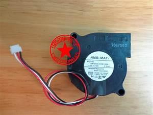 Nmb Mat Bm5115 04w B59 T5d Server Blower Fan Dc 12v 0 24a