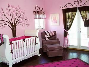 Lovely, Baby, Girl, Room, Designs