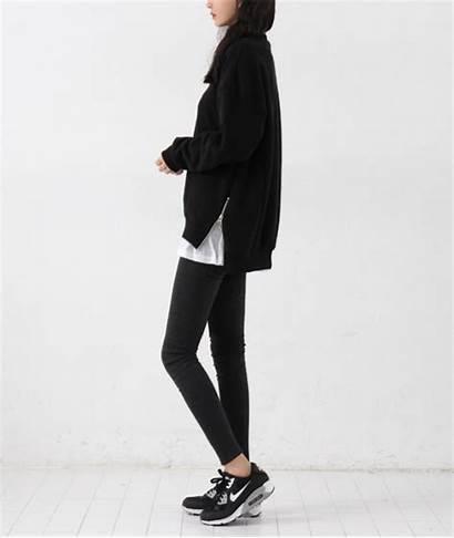 Elocution Death Athleisure Nike Minimalist Zipper Sweatshirt