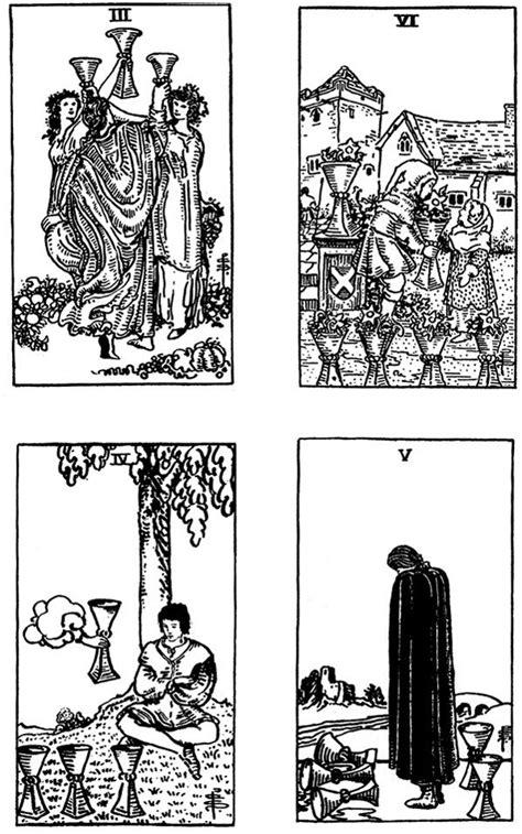Coleman - Waite Tarot pg 20   tarot   Pinterest   Tarot
