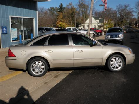 2006 Ford Five Hundred by 2006 Ford Five Hundred Information And Photos Momentcar