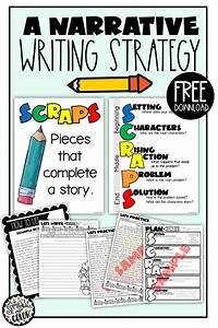 Scraps - A Narrative Writing Strategy