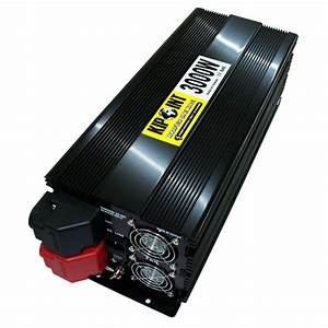 3000w    6000w 12v  230v  50hz Modified Power Inverter