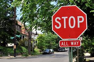Is, It, Time, To, Replace, Your, Stop, Sign