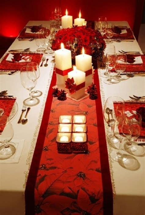 La Décoration De Table De Noël  43 Idées Que Vous Allez