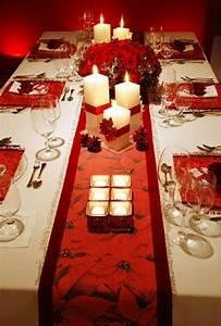 Decoration De Noel Table : la d coration de table de no l 43 id es que vous allez ~ Melissatoandfro.com Idées de Décoration