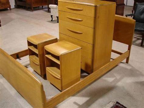 Four Piece Heywood Wakefield Bedroom Suite