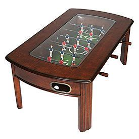 Whether you're looking for end tables or a coffee table. Foosball+Coffee+Table at+Big+Lots.   Coffee table, Decor, Coffee tables for sale
