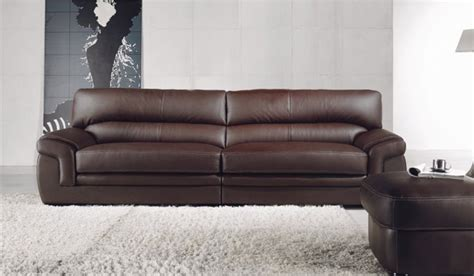 Four Seater by Bachelli Leather Sofa 4 Seater Delux Deco Furniture