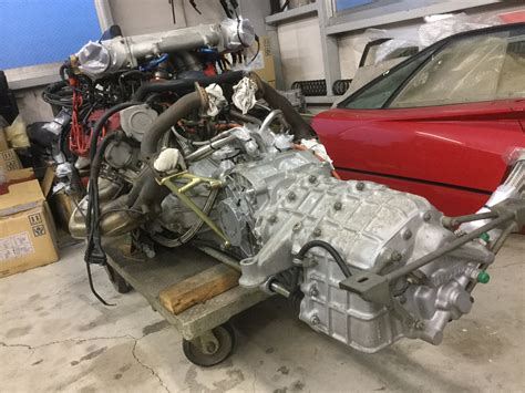 F40 Engine by F40 Complete Used Engine In Stock