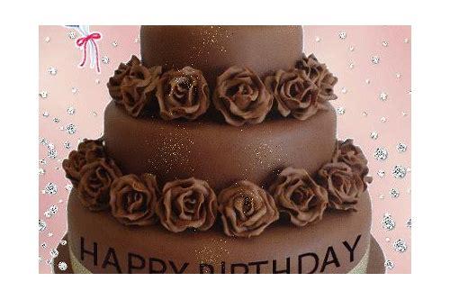 Happy Birthday Chocolate Cake Image Download Casuregmo
