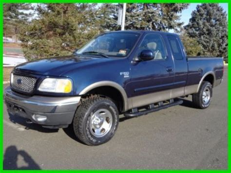 purchase   ford   ext cab  xlt nj inspected