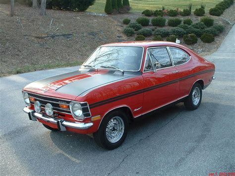 Opel Rallye by 1969 Opel Rallye Information And Photos Momentcar
