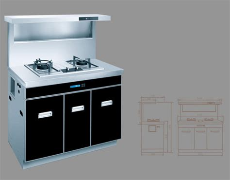 Integrated Kitchen Appliance, Disinfecting Cabinet(id
