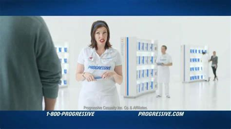 The progressive commercials with flo and jamie and the talking box have wore out their welcome in out homes. Progressive TV Commercial, 'Who Are Them' - iSpot.tv