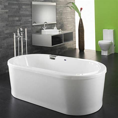 free standing whirlpool tubs neptune ruby modern 72x36 free standing acrylic oval bath