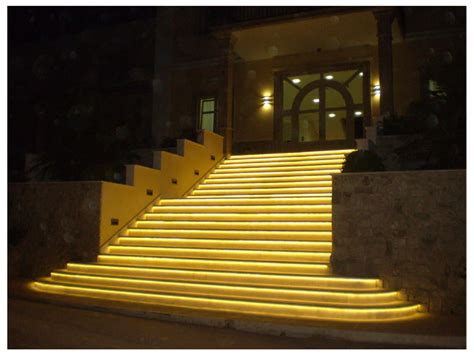 led light design exterior led lighting building