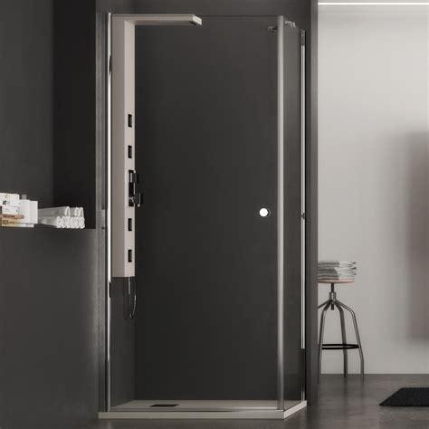 cristallo doccia box doccia 70x100 angolare cristallo trasparente apertura