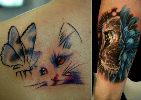 Tatouage Chat Noir Signification Tattooart Hd