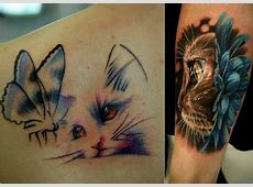 Tatouage Chat Noir Signification Tattooart Hd