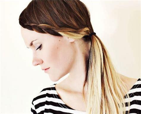 Bangs Hairstyles For Hair by 15 Braided Bangs Tutorials Easy Hairstyles Pretty