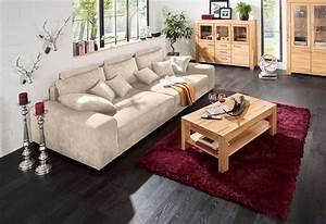 Couch Home Affaire : premium collection by home affaire big sofa mit ~ Lateststills.com Haus und Dekorationen