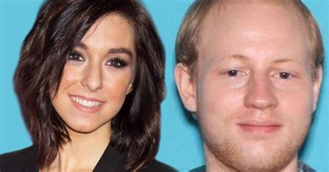 Christina Grimmie's Killer Thought They Were 'soul Mates