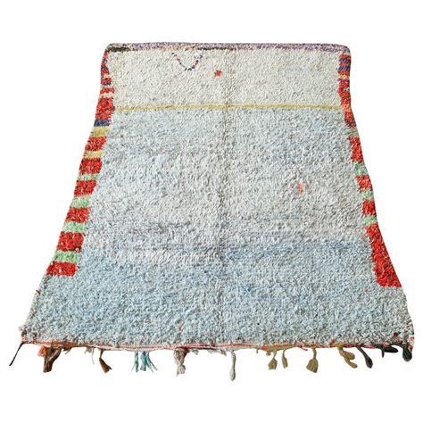 moroccan boucherouite rug moroccan boucherouite rag rug at 1stdibs