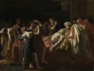Résultat d'images pour mort de Jacob