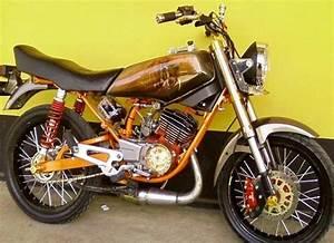 Modifikasi Yamaha Rx King Cobra Touring