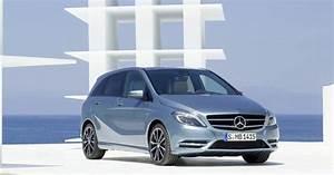 Mercedes Monospace : mercedes devrait d voiler une version 7 places de la classe b ~ Gottalentnigeria.com Avis de Voitures