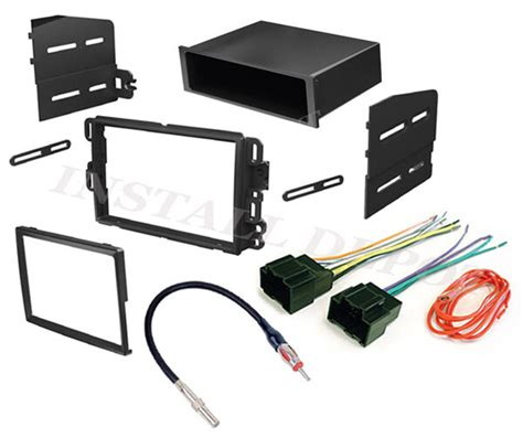 Chevy Gmc Complete Stereo Installation Dash Kit Wire